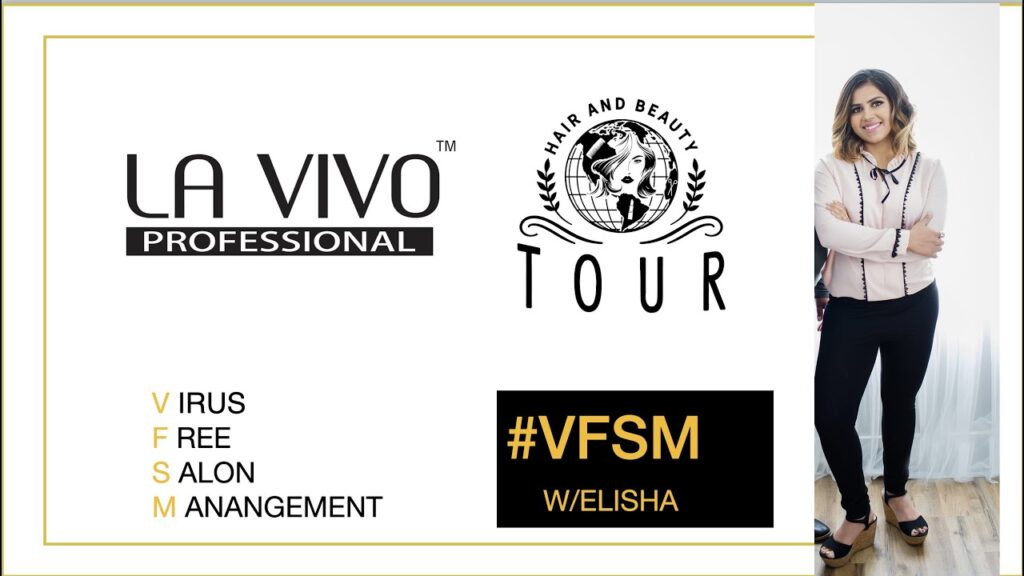 Virus Free Salon Management free class organised by Elisha Chauhan