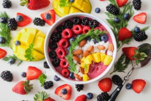 Powerful Five: SUPERFOODS OF 2021