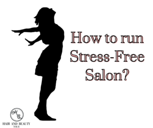 Stress Free Salon class by Elisha