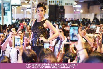 Bridal Hairstyle by Elisha Chauhan at Fashion SHow in Mumbai_India (1)