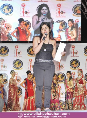 Delivering Speech at National Awards of India