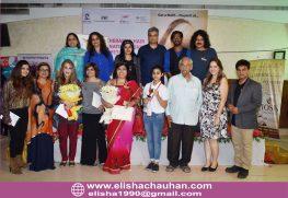 Deputy Expert Elisha with Indian Delegation at IndiaSkills