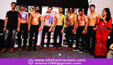 ELisha Chauhan hosting National Carnival of India in New Delhi (2)