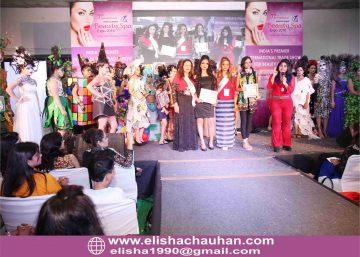 ELisha Chauhan hosting National Carnival of India in New Delhi (4)