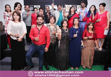 ELisha Chauhan hosting National Carnival of India in New Delhi (6)