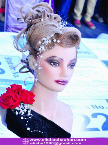 Editorial Hairstyle