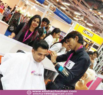 Elisha Chauhan_s students competing at IndiaSkills (15)