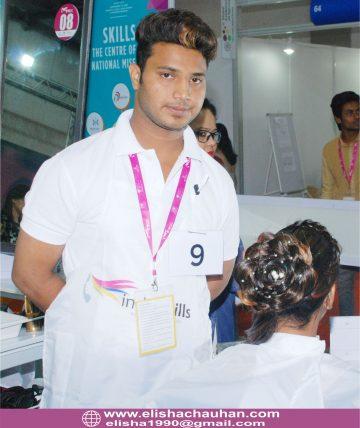 Elisha Chauhan_s students competing at IndiaSkills (22)