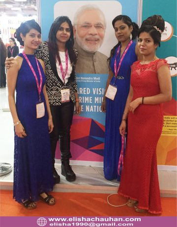 Elisha Chauhan_s students competing at IndiaSkills (6)