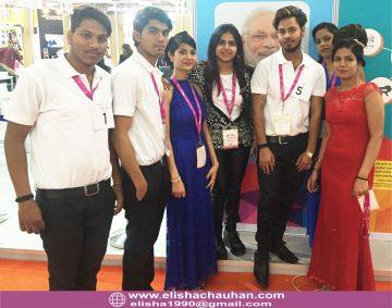 Elisha Chauhan_s students competing at IndiaSkills (7)