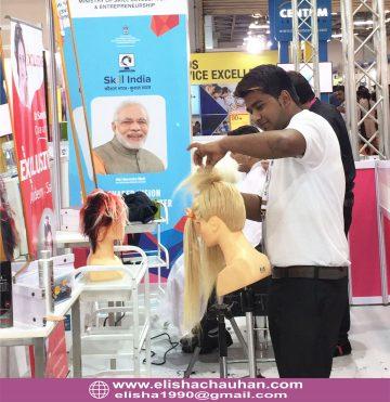 Elisha Chauhan_s students competing at IndiaSkills (9)